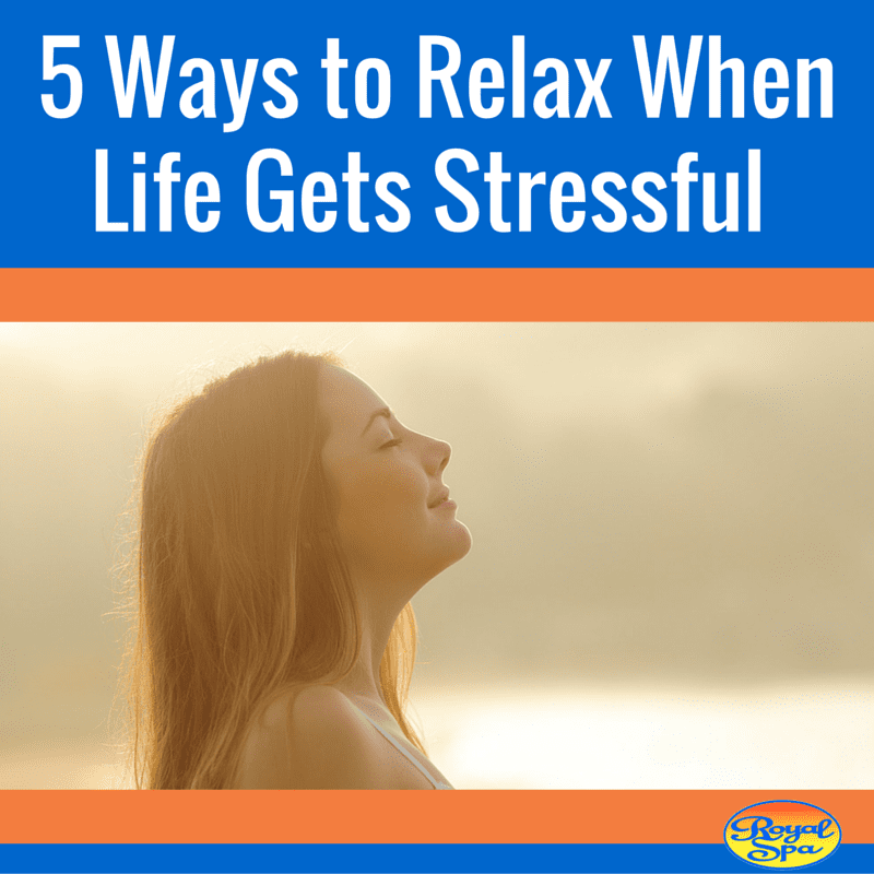 Relaxation Techniques for When Life Gets Stressful